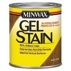 Minwax Aged Oak 602 Gel Stain