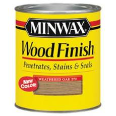 Minwax Weathered Oak 270 Wood Finish Stain