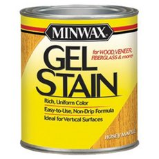 Minwax Honey Maple 604 Gel Stain