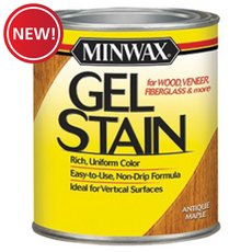 New! Minwax Antique Maple 603 Gel Stain