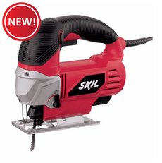 New! Skil 5.5 AMP Orbital Action Jig Saw