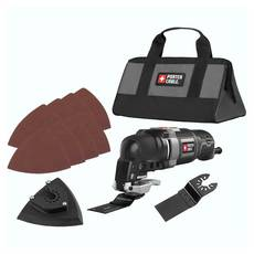 Porter Cable 3.0 AMP 11 Piece Oscillating Tool Kit