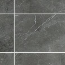 Turin Grey Polished Porcelain Tile