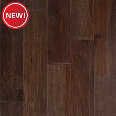 New! Hickory Salso Hand Scraped Water-Resistant Engineered Hardwood