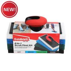 New! Goldblatt 2-in-1 Scrub Float Kit
