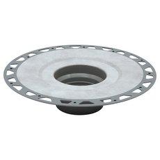 Schluter Kerdi-Drain PVC Flange Kit 2in. Drain Outlet