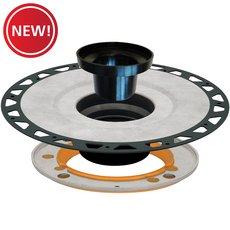 New! Schluter Kerdi-Drain Adapt Kit 5 1/4in. ABS