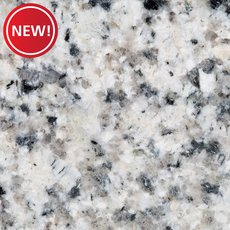New! Ready to Install Everest Granite Slab Includes Backsplash