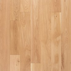 Turin White Oak Wire Brushed Solid Hardwood