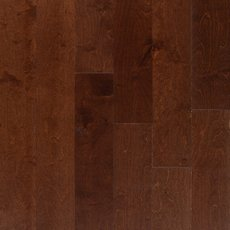 Mocha Birch II Smooth Engineered Hardwood