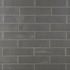 Artisan Nickel Polished Ceramic Tile