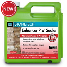 New! Laticrete StoneTech Enhancer Pro Sealer