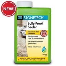 New! Laticrete StoneTech BulletProof Sealer