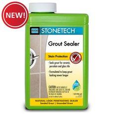 New! Laticrete StoneTech Grout Sealer