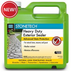 New! Laticrete StoneTech Heavy Duty Exterior Sealer