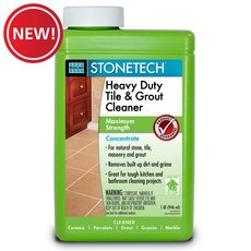 New! Laticrete StoneTech Heavy Duty Tile and Grout Cleaner