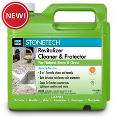 New! Laticrete StoneTech Revitalizer Cleaner and Protector