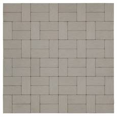 Industrial Groove Linear Metal Peel and Stick Mosaic