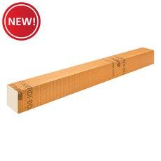 New! Schluter Kerdi-Board-SC Curb 60in. X6in. X 4-1/2 in.