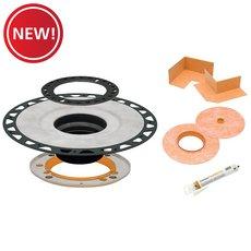 New! Schluter Kerdi-Drain Kit Adapt 7-1/4in. ABS Flange