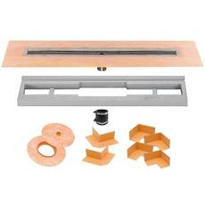 Schluter Kerdi-Line 40in. Channel Body