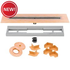 New! Schluter Kerdi-Line 36in. Channel Body