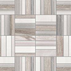 Metro Skyline Polished Marble Mosaic