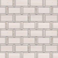 Tribeca Dolomite Polished Marble Mosaic