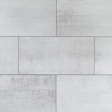 Intermezzo Silver Matte Porcelain Tile