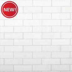 New! Thassos Polished Marble Tile
