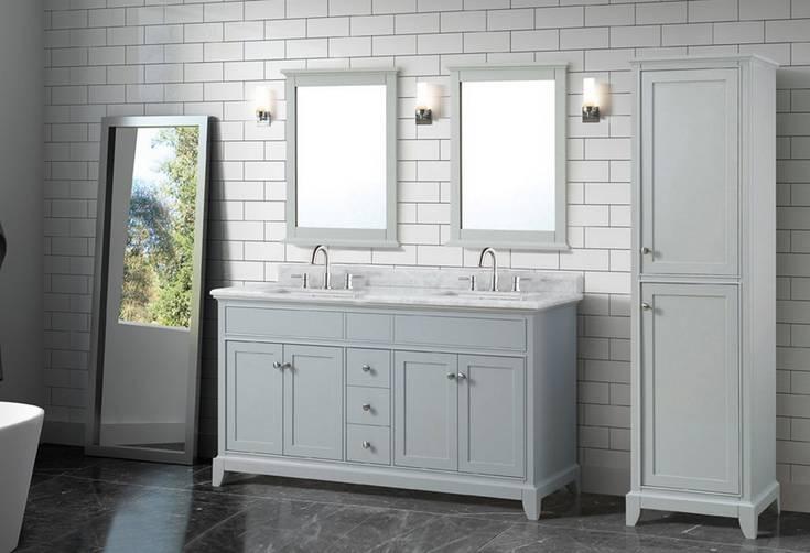 How to Choose a Bathroom Vanity | Floor & Decor