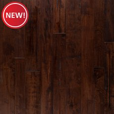 New! Hevea Jaya Distressed Solid Hardwood