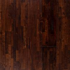 Hevea Komodo Distressed Solid Hardwood