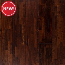 New! Hevea Komodo Distressed Solid Hardwood