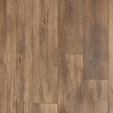 Austel Brown Wood Plank Porcelain Tile
