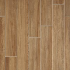 Santiago Ambar Wood Plank Ceramic Tile