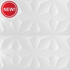 New! Artifice White Matte Ceramic Tile