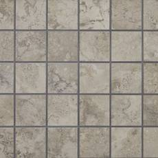 Tarsus Gray II Polished Porcelain Mosaic