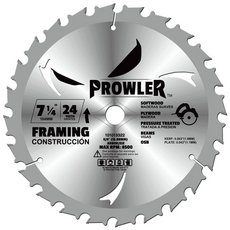 Prowler 7 1/4in. Wood Blade