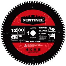 Sentinel 12in. 80T Wood Blade
