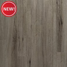 New! Tuscan Greige Rigid Core Luxury Vinyl Plank - Foam Back