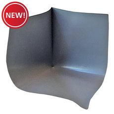 New! Composeal Gray Inside Corner