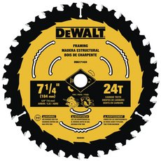 DeWalt 7 1/4 in. 24T Saw Blade