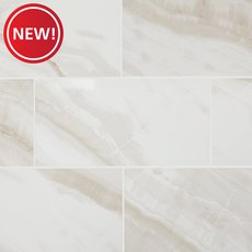 New! Onyx Calido Polished Ceramic Tile