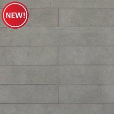 New! Concept Gray Matte Porcelain Tile