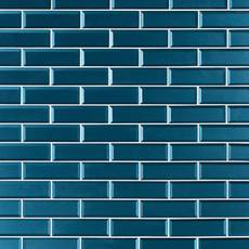 Parisian Blue Glass Tile