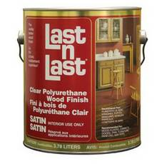 Satin Polyurethane Abs 50104 Wood Stain