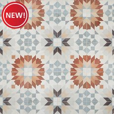 New! Casablanca Dawn Matte Porcelain Tile