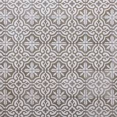 Equilibrio Gray IV Encaustic Cement Tile
