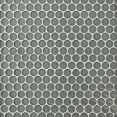 Laurel Glass Penny Mosaic